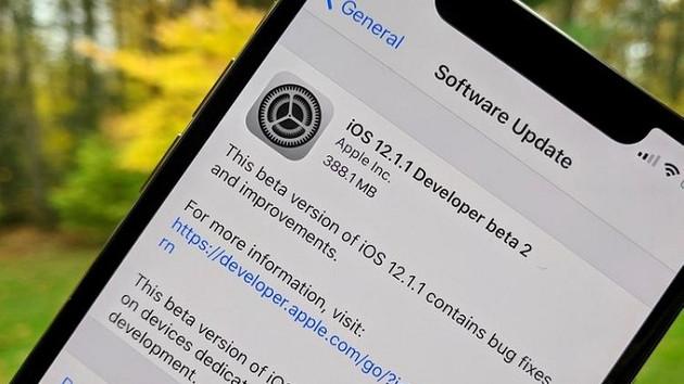 iOS 12.1.1 resmen yayınlandı! İşte gelen yenilikler ve düzeltmeler