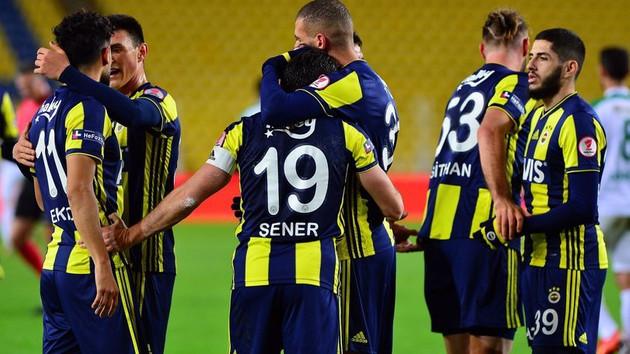 Fenerbahçe Giresun'a tek gollük avantajla gidecek