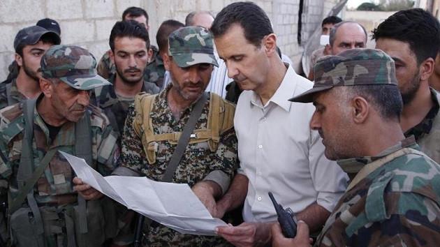 Reuters'a itiraf ettiler: Esad'dan YPG'ye yardım!