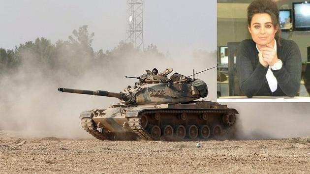 Bursa TV spikeri Arzu Parlak Konyalı bilim adamları 6 günde bukalemun tank yaptı dedi, olay oldu