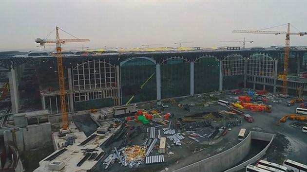 3. havalimanı inşaatında 400 işçi öldü iddiasına Bakanlık'tan açıklama