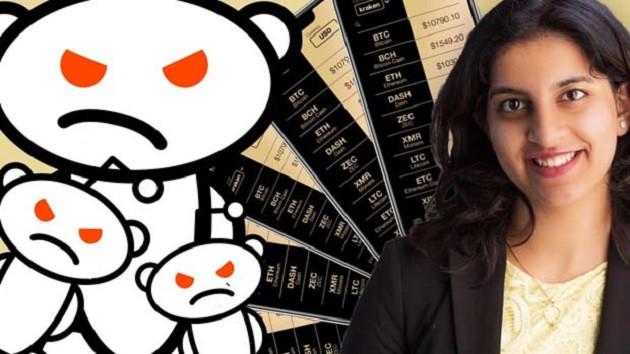 Kripto para uygulaması yapan genç kadına tecavüz tehditi
