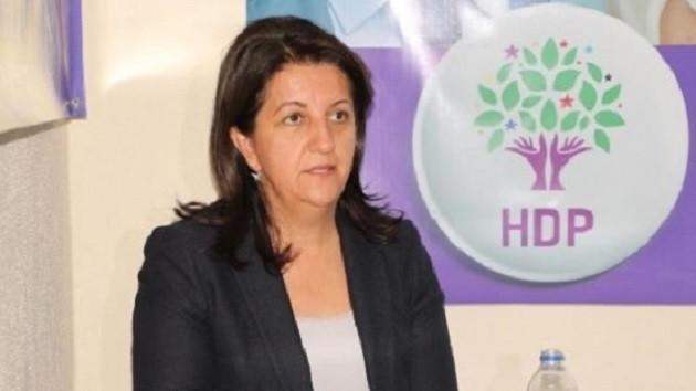 Pervin Buldan: Çözüm sürecini bitiren AKP iktidarıdır
