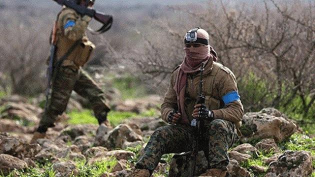 Afrin'deki teröristten sivil kıyafet itirafı