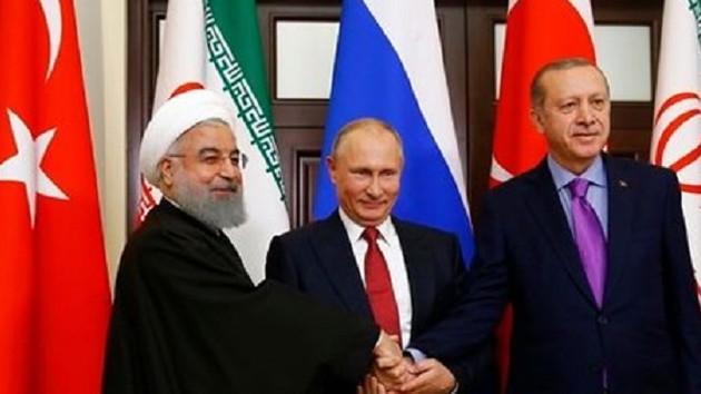 Kremlin duyurdu: Türk, Rus ve İran liderleri İstanbul'da bir araya geliyor