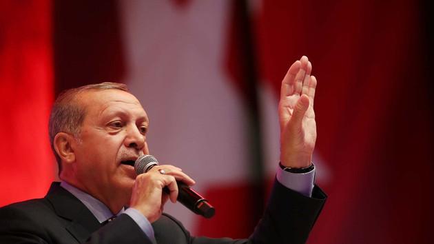 Erdoğan'dan son dakika Afrin açıklaması
