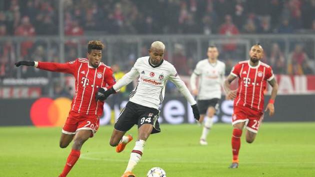 Bayern Münih 5-0 Beşiktaş maç özeti