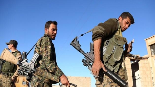YPG'liler Tel Rıfat'ı Beşar Esad'a devrediyor