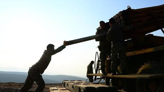 Zeytin Dalı Harekâtı'nda yeni hazırlıklar