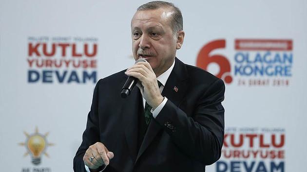 Erdoğan: Sefer görev emri çıktığı anda...