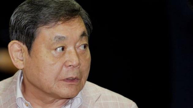 Güney Kore polisi Samsung'un patronunu şüpheli ilan etti