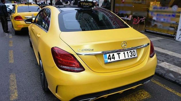 Bugün İstanbul'da taksi ücretleri 1 lira
