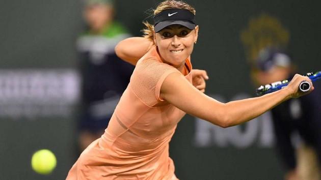 Maria Sharapova'ya ABD bayrağı tepkisi
