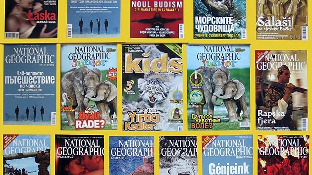 National Geographic'ten ırkçılık itirafı