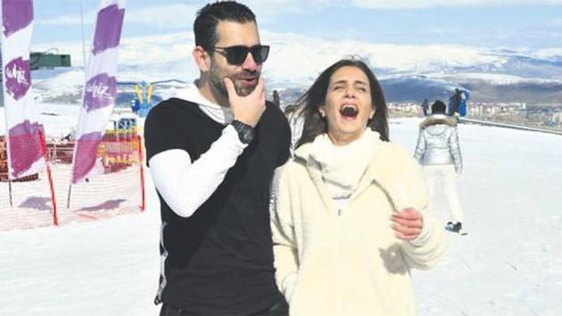 Çiğdem Batur ile Onur Gülmek aşkı kaldığı yerden devam