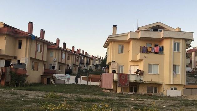 İstanbul'da gözlerden uzak lüks mülteci gettosu!