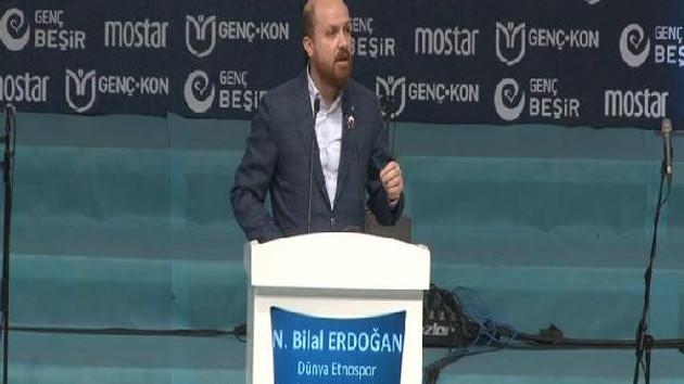 Bilal Erdoğan: Abdülhamit'i yediler, Tayyip Erdoğan'ı yedirmeyeceğiz