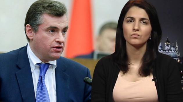 BBC muhabirine ünlü Rus siyasetçiden cinsel taciz