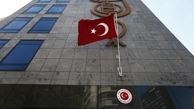 Hollanda'da Türk elçiliğine saldırma hazırlığındaki 4 kişi gözaltında