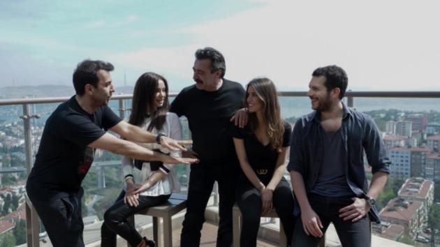 Atv'den yeni dizi: Kocaman Ailem