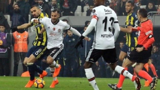 Fenerbahçe Beşiktaş maçı ATV kesintisiz canlı yayın izle!