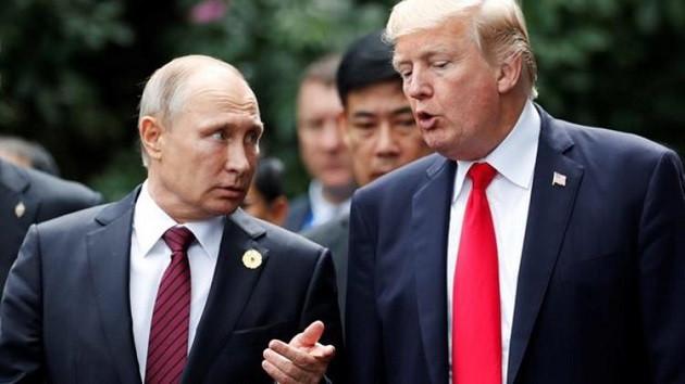 Putin ve Trump'ın skandal fahişe sohbeti!