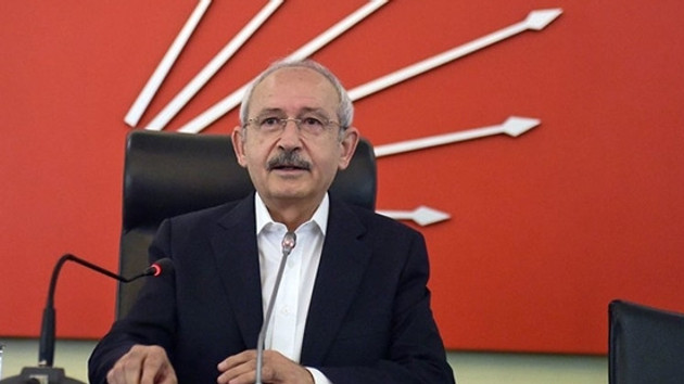 Cumhurbaşkanlığı adaylığını açıklayan 2 CHP'liye Kılıçdaroğlu'ndan tepki