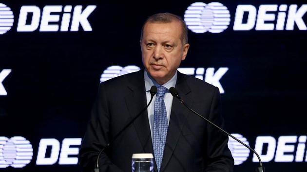 Erdoğan: Her kim para kaçırırsa affetmeyiz