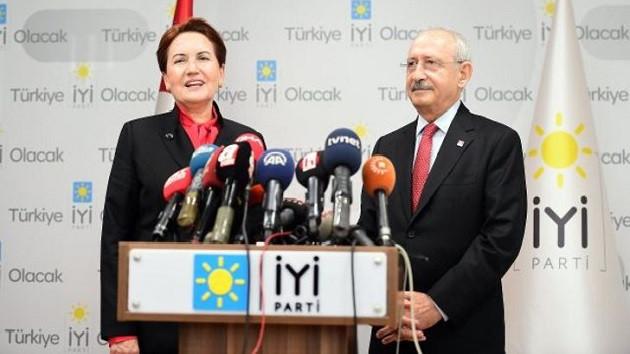Kılıçdaroğlu ve Akşener'in gizli randevusu!