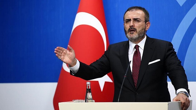 AKP Sözcüsü Mahir Ünal: Kılıçdaroğlu siyasi bir onursuzluğa imza atmıştır