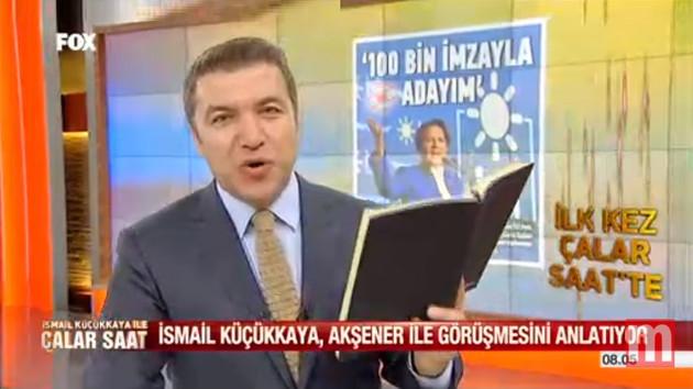 Meral Akşener'den İsmail Küçükkaya'ya flaş açıklama: Abdullah Gül için çekil derlerse...