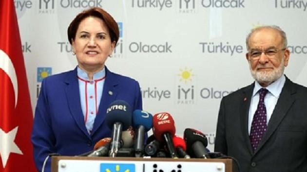 Karamollaoğlu ile Akşener görüşmesinde Gül detayı