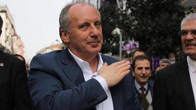 Muharrem İnce: Gül ve Erdoğan arasında kalsam oyumu Erdoğan'a veririm