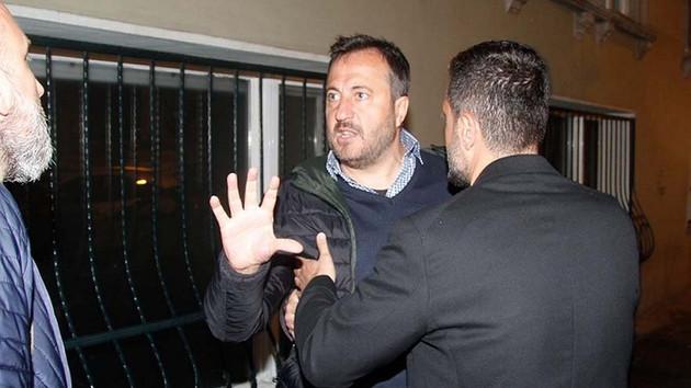 Ercan Saatçi büyük bir skandala imza attı! Önce küfür sonra tehdit