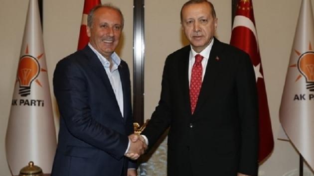 Özgür Özel, Erdoğan ve İnce'nin oy farkını açıkladı