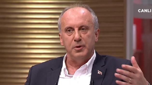 Son dakika: Muharrem İnce'den şoke eden FETÖ iddiası: Devlet para aktarmaya devam etti