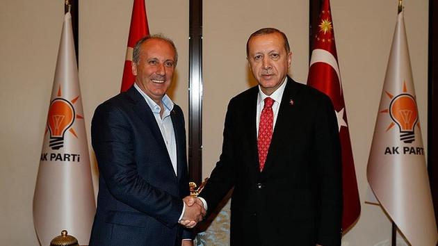 Son seçim anketi: Erdoğan ve İnce'nin oyu eşit mi?