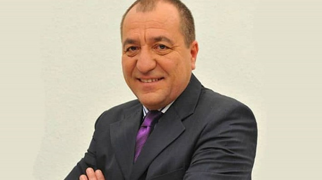 Mehmet Tezkan, İYİ Parti'den milletvekili adayı oldu…