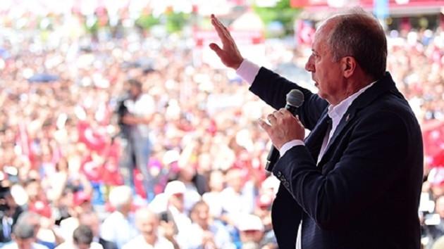 Muharrem İnce: Haftaya TRT'nin önündeyiz