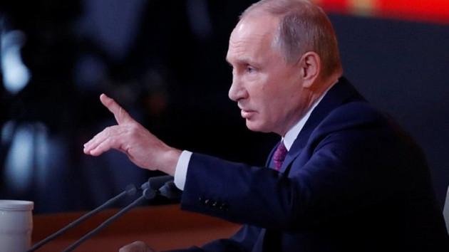 Putin: Tanıdığım Erdoğan baskıya boyun eğmez
