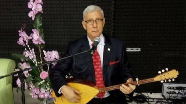Ünlü halk ozanı Şinasi Erdoğan hayatını kaybetti