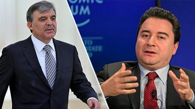Seçim sonrası Abdullah Gül ve Ali Babacan planı…