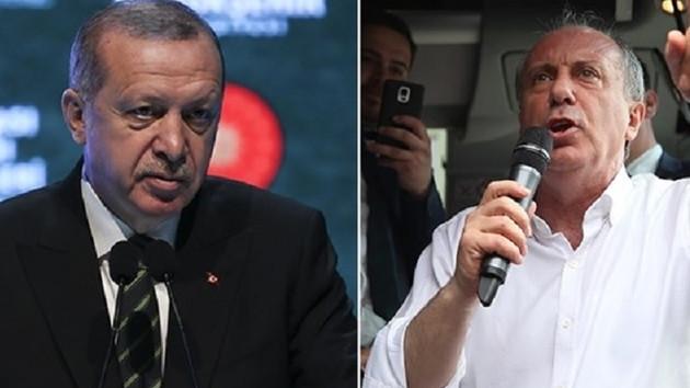 Muharrem İnce, Youtube'da Recep Tayyip Erdoğan'a fark attı
