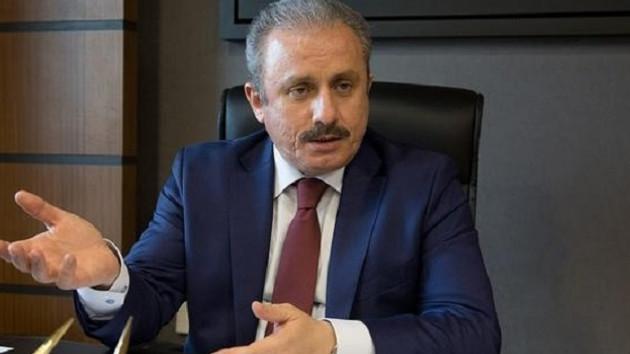 AK Parti'li Mustafa Şentop: Karamollaoğlu içlerindeki en zavallı kişi