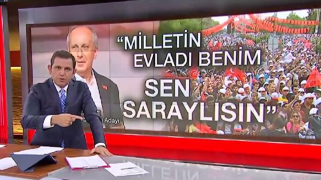 Fatih Portakal'ın bu sözü Kılıçdaroğlu'na mı? Korkaklardan hiçbir şey olmaz