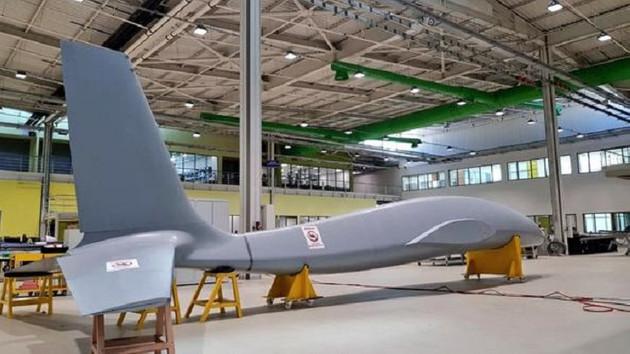 Türkiye'nin yeni silahı: Uçan balık ilk kez paylaşıldı