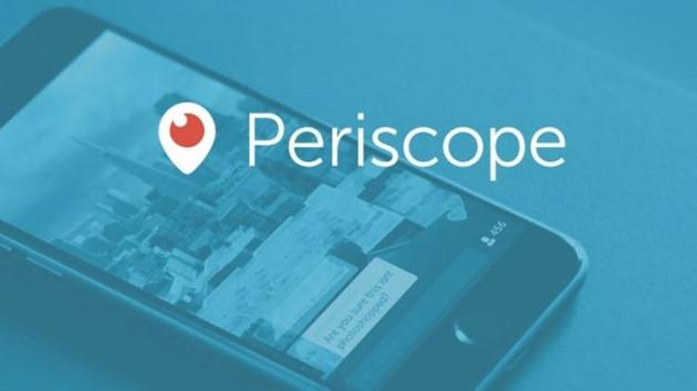 Periscope Türkiye'de yasaklandı!