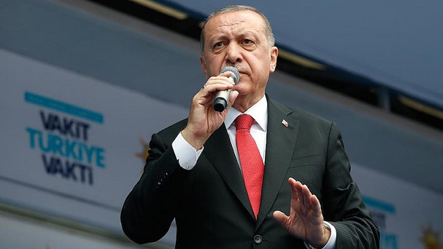 Erdoğan: 16 yılda 20 bin kilometre bölünmüş yol yaptık