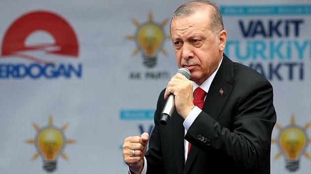Recep Tayyip Erdoğan'dan Selahattin Demirtaş çıkışı: Bir eksiklik, yanlışlık var, aday olamaz