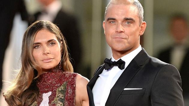 Robbie Williams ve Türk eşi Ayda Field jüri üyesi oluyor